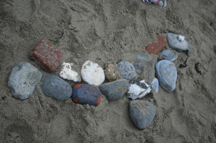 Our rock art.